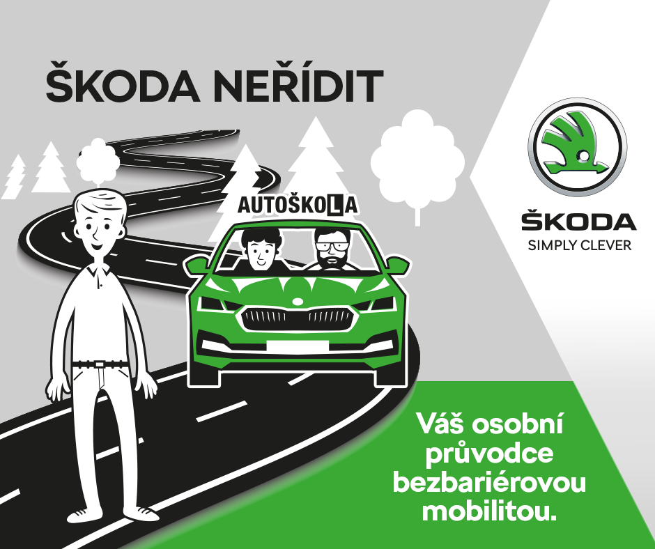 Banner Škoda
